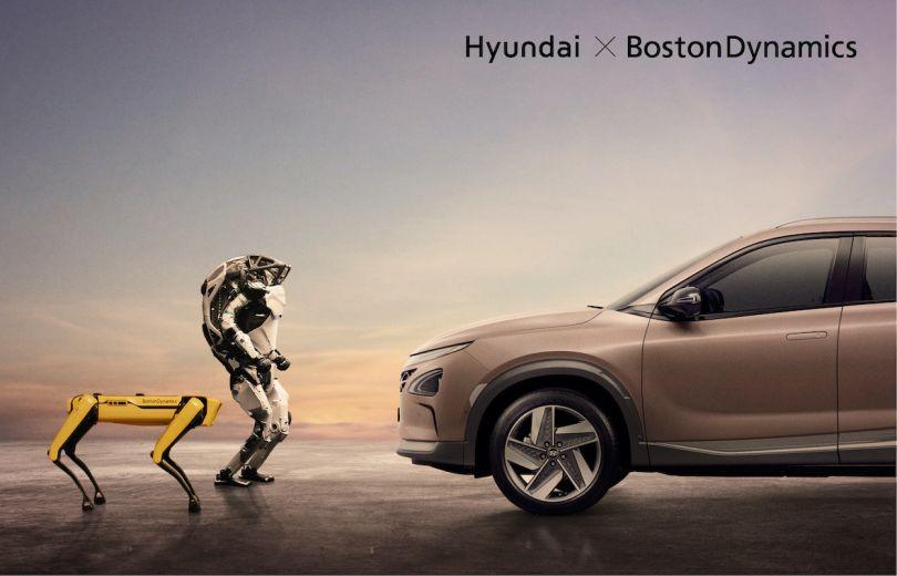 Hyundai Buys Robot Maker Boston Dynamics, Valuing Company at $1.1B