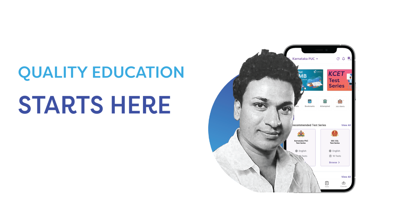 Dr Rajkumar's Learning App, a research-based on-line education platform is here to make quality learning affordable and accessible.