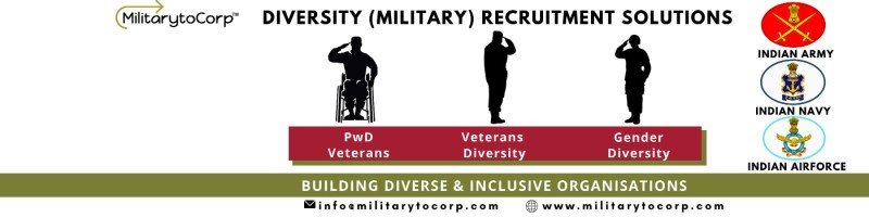 """Military to Corporate For Indian military veterans visit """"www.militarytocorp.com"""""""